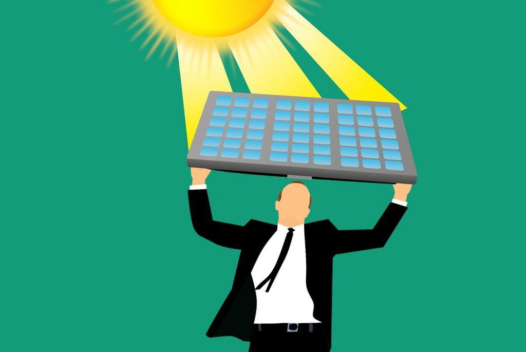 Fabrication energie verte